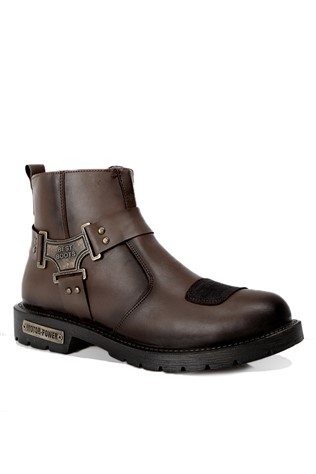 Men's shoes brown 20184052