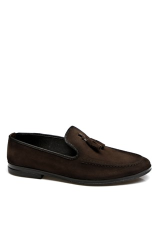 Men's shoes Dark Brown 201962