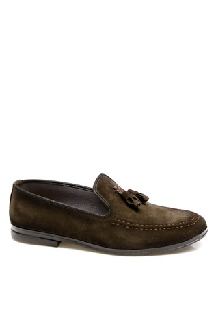 Men's shoes Dark green 201964