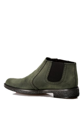 Men's shoes green 20184016