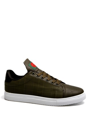 Men's shoes green 201930