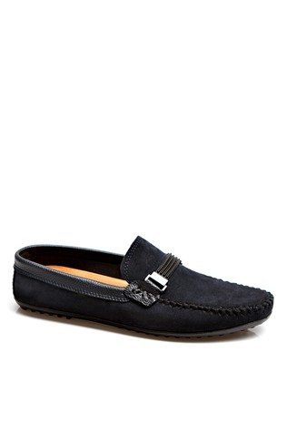 Men's shoes navy blue 201948