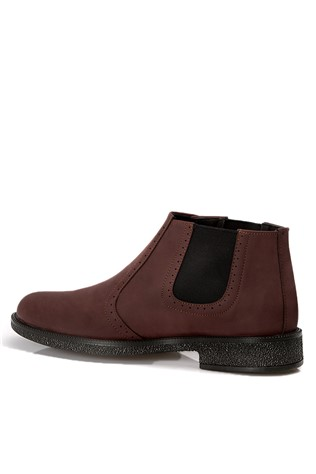 Men's shoes red 20184030