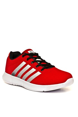 Men's shoes red 201924
