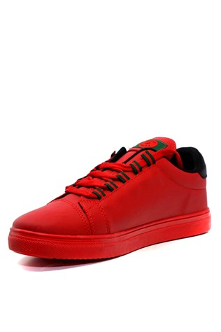 Men's shoes red 201945