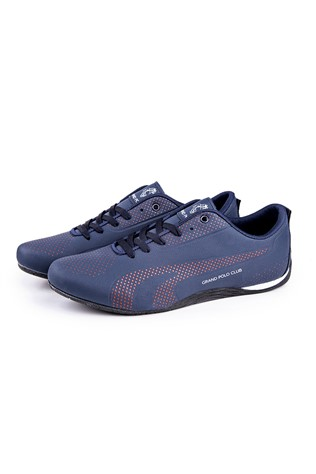 Men's sneakers - Blue 55001601