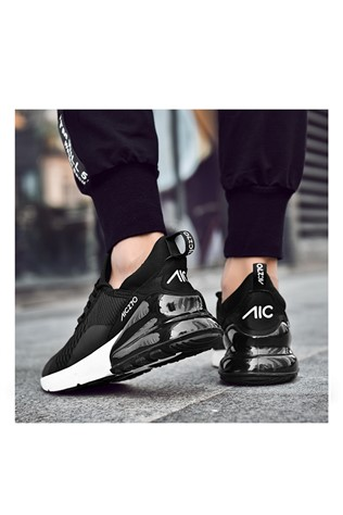 Men's Sport Shoes Black 202236
