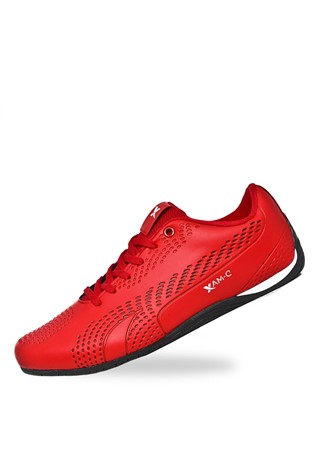 Men's Sport Shoes Red 202147