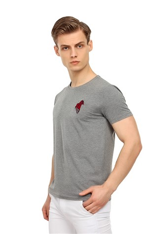 Men's T-Shirt GPC - Grey 25990014