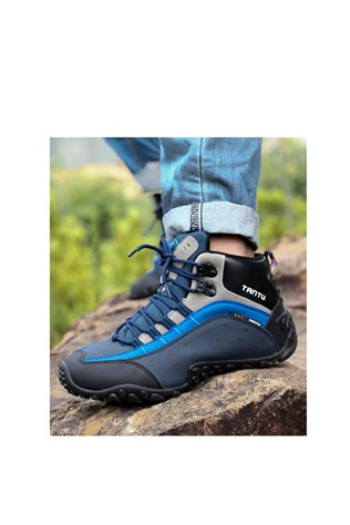 Men's Travel Shoes Blue 202232