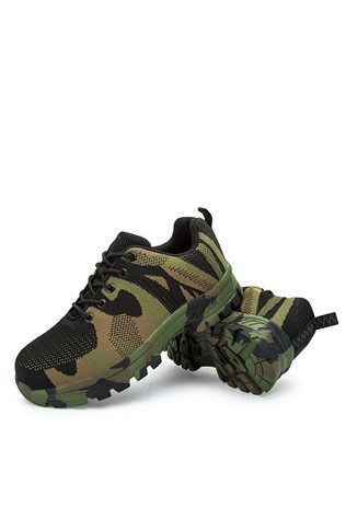 Men's Travel Shoes Camouflage/Green  202182