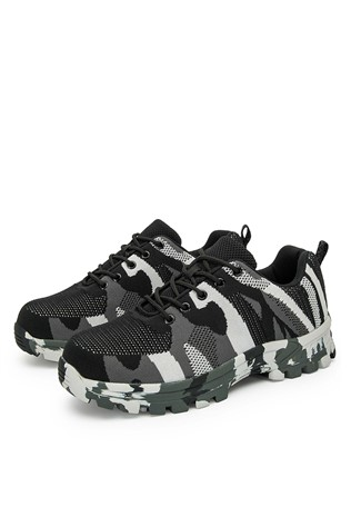 Men's Travel Shoes Camouflage/Grey  202180