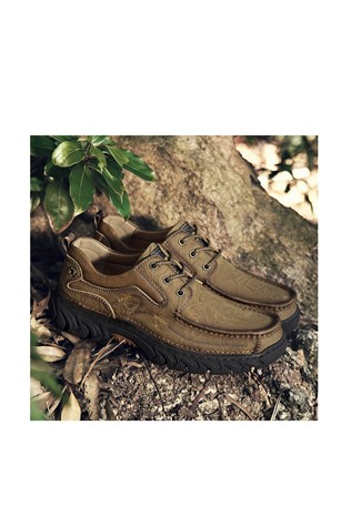 Men's Travel Shoes Khaki 202207