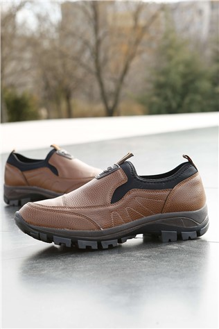 Mens's Shoes Brown 2105687543