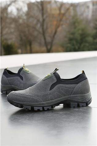 Mens's Shoes Gray 2105687541