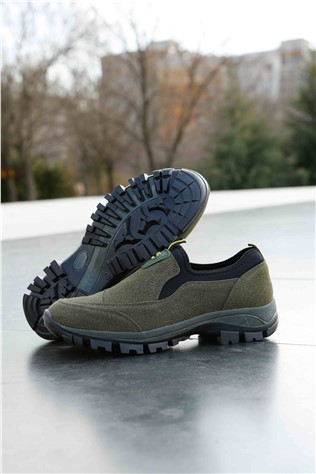 Mens's Shoes Green 2105687549