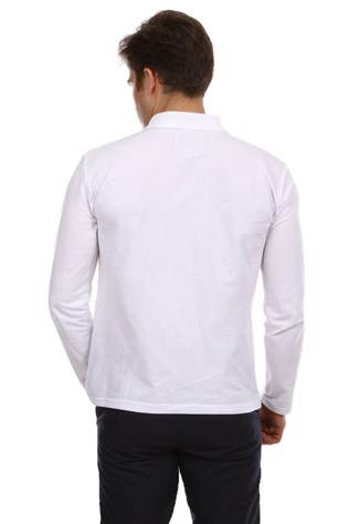 N-star Bmn-010 Men's White Sweatshir