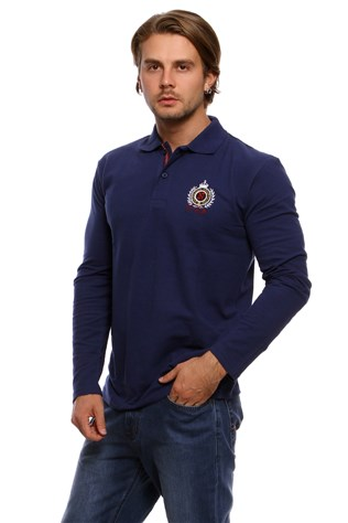 N-star Bmn-010 Men's Blue Sweatshirt