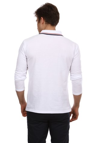 N-star Bmn-011 Men's White Sweatshirt