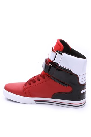 N-star1700 Red-Black-white Sport Men's Shoe