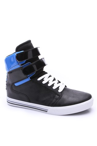 N-star 1700 Black Blue Men's Shoe
