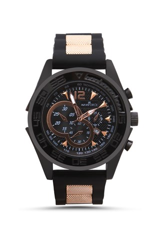 Naviforce Nv204 Μαύρα watch