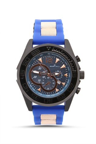 Naviforce Nv204 Γαλάζιο watch