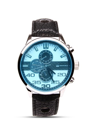 Naviforce Nv1088 Black & blue watch