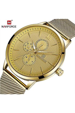 Naviforce Watch NF3003 - Gold 231700002