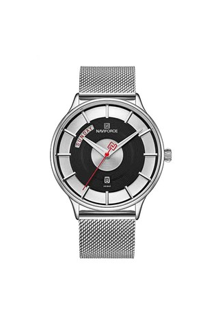 Naviforce Watch NF3007 - Silver/Black 231700012