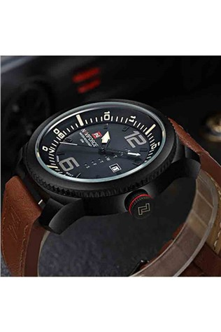 Naviforce Watch NF9063 - Black/Brown 231700042