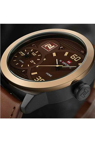 Naviforce Watch NF9092 - Brown 231700051