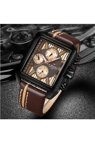 Naviforce Watch NF9111 - Brown 231700060