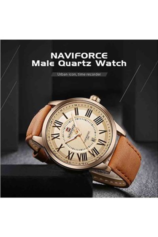Naviforce Watch NF9126 - Brown 231700070