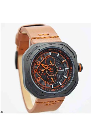Naviforce Watch NF9141M - Brown 231700081