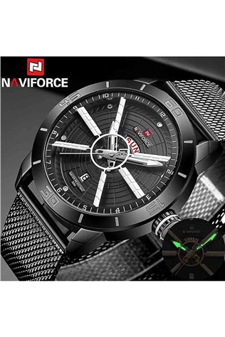 Naviforce Watch NF9155 - Black 231700099