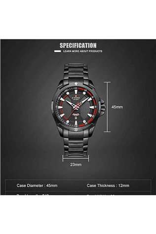 Naviforce Watch NF9161M - Black 231700109