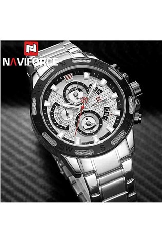 Naviforce Watch NF9165 - Silver 231700118