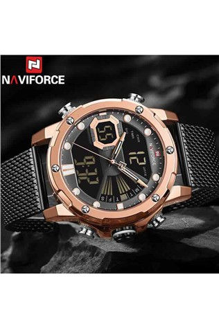 Naviforce Watch NF9172 - Black/Bronze 221700039