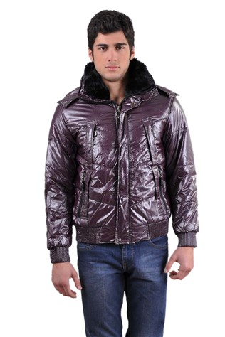 New Vogues Sports 99a270 Purple Inflatable Men's Jacket