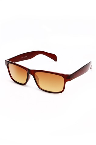 Nb Sunglasses K-1043 Coffee