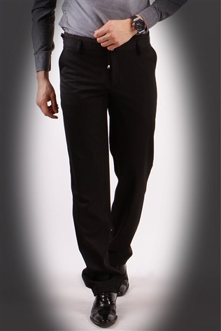 P123767 00142 Men's Black Pants