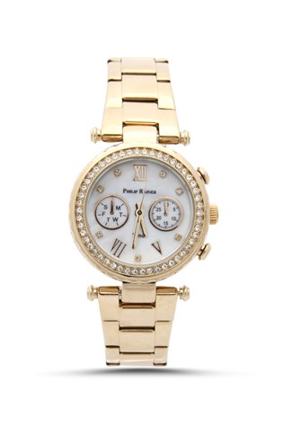 Philip Rainer Pr001 Gold lady's watch