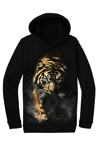 Polar 3d Black Men's Sweatshirt M0212