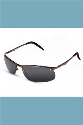 Polarized 11-026 Black Sunglasses