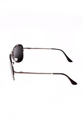 Polarized 903 Black/silver Sunglasses
