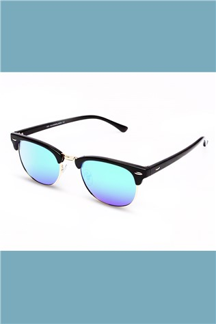 Polarized 910 Black/blue Sunglasses
