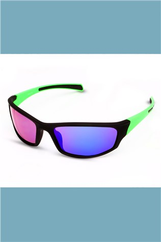 Plr Sniper F-06-p Black/green Sunglasses