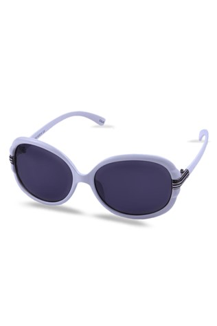 Polarized R002 62o15 120 White Sunglasses