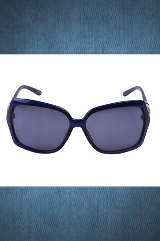 Polarized R003 63 O14 123 Blue Sunglasses